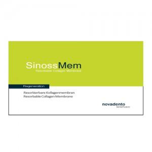 Sinoss Mem membrana błona kolagenowa 30x40 11/2021 Ostatnia sztuka